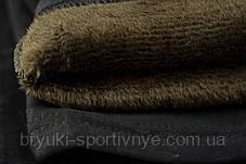 Лосины с карманами в больших размерах - Узор.3-4xl  и   5-6xl, фото 3