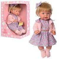 Кукла 34326 (6шт) 44см, в кор-ке, 27-41,5-19см
