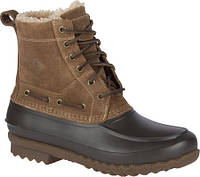 Мужские ботинки Sperry Top-Sider Decoy Shearling Duck Boot Tan Suede