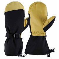 Озеро -40 град.Ф зима холодной доказательство катание на лыжах перчатки варежки для мужчин и женщин - Жёлтый