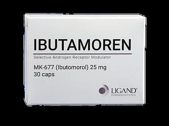Ligand Ibutamoren MK-677 25mg 30caps