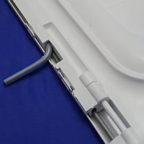 Крышка люка для вертикальной стиральной машины Whirlpool 481244010845, фото 3