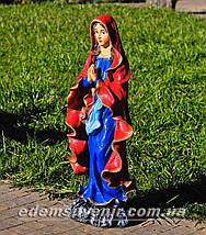 Фигура Дева Мария молящаяся, фото 2