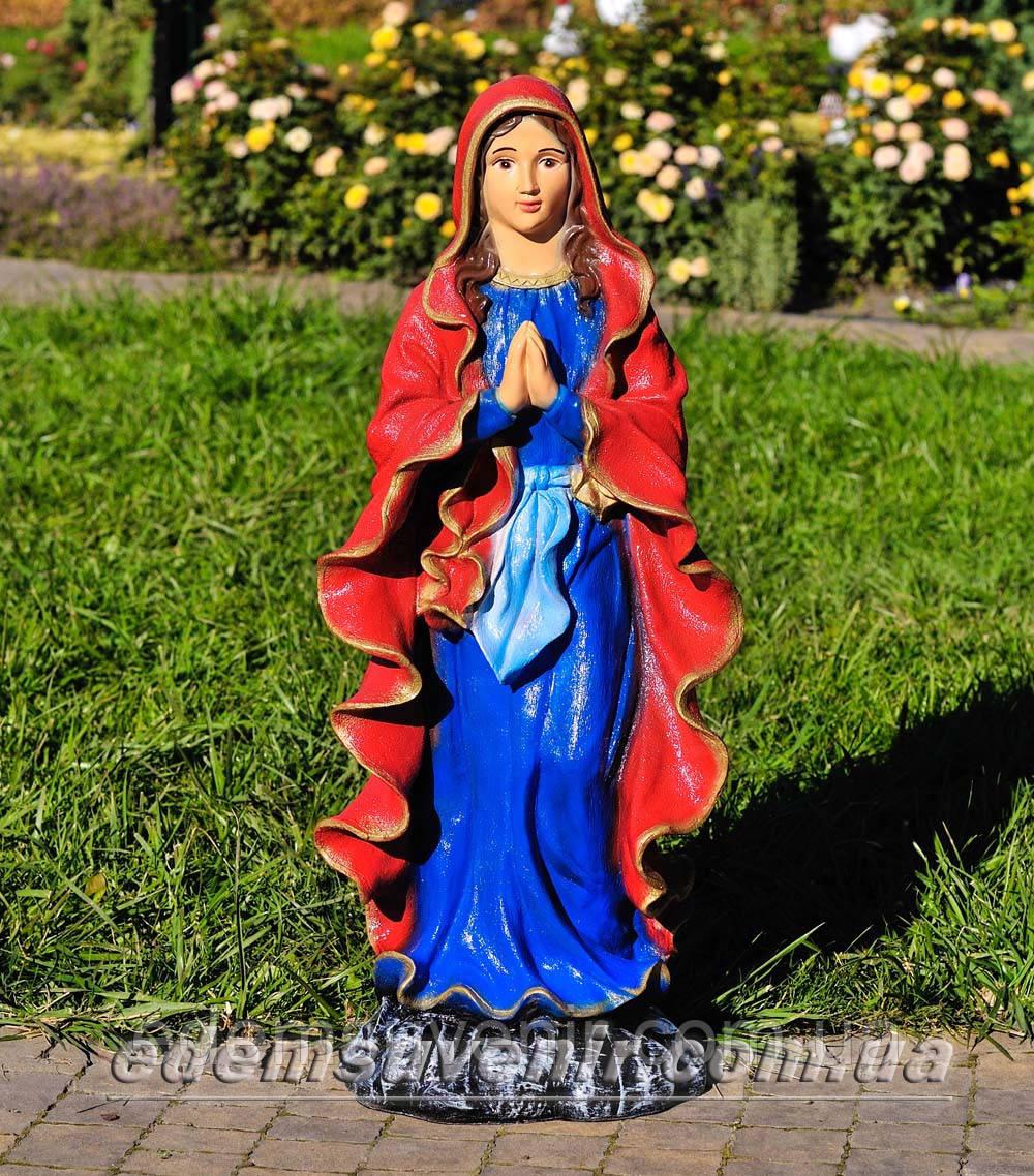 Фигура Дева Мария молящаяся