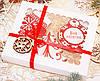 Пряничные новогодние подарки, фото 4