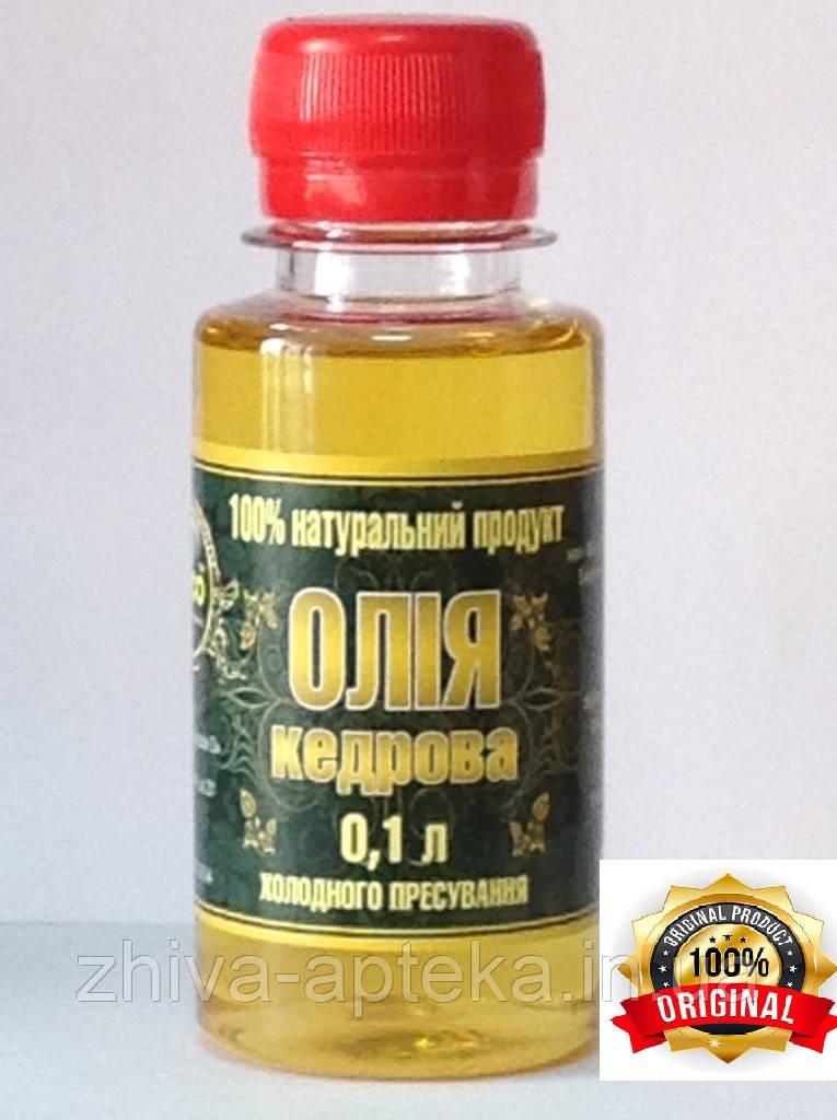 Масло КЕДРОВОЕ 100мл от производителя