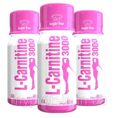 Л-карнитин L-Carnitine 3000 Plus (12*100 ml )