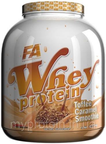 Fitness Authority Протеин сывороточный Вей протеин Whey Protein (2,27 kg )