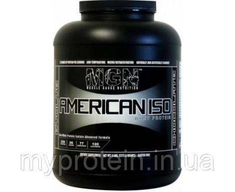 Протеин изолят American ISO Whey Protein (2,27 kg )