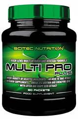 Scitec Nutrition Витамины и минералы Multi Pro Plus (30 pack)