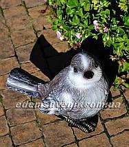 Садовая фигура Воробей большой, фото 3