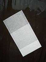 Фильтр-пакеты для заваривания чая 65х80 мм (для чашки)