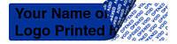 Пломба-наклейка Гарант (101 х 27 мм)