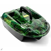 Радиоуправляемый катер-приманка Carpboat Camo 2,4Ghz
