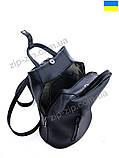 Сумка-рюкзак искусственная кожа!, фото 3