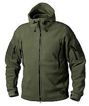 Куртка PATRIOT - Double Fleece олива