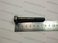 Болт кронштейна растяжки ваз 2108 длинный 10х70 черный
