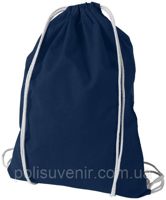Рюкзак Oрегон з бавовняним шнурком