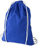 Рюкзак Oрегон з бавовняним шнурком, фото 3