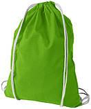 Рюкзак Oрегон з бавовняним шнурком, фото 4
