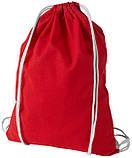Рюкзак Oрегон з бавовняним шнурком, фото 5