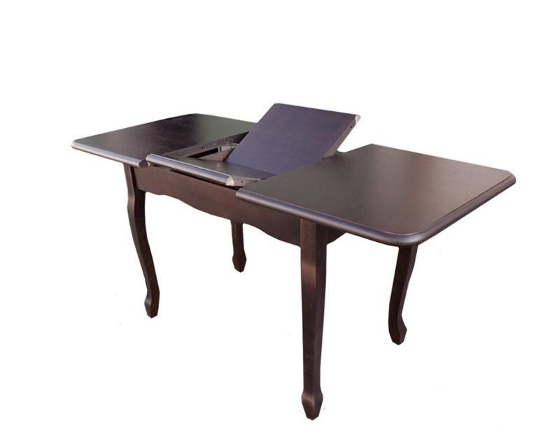 Стол обеденный Лидер 110-150 см (венге)