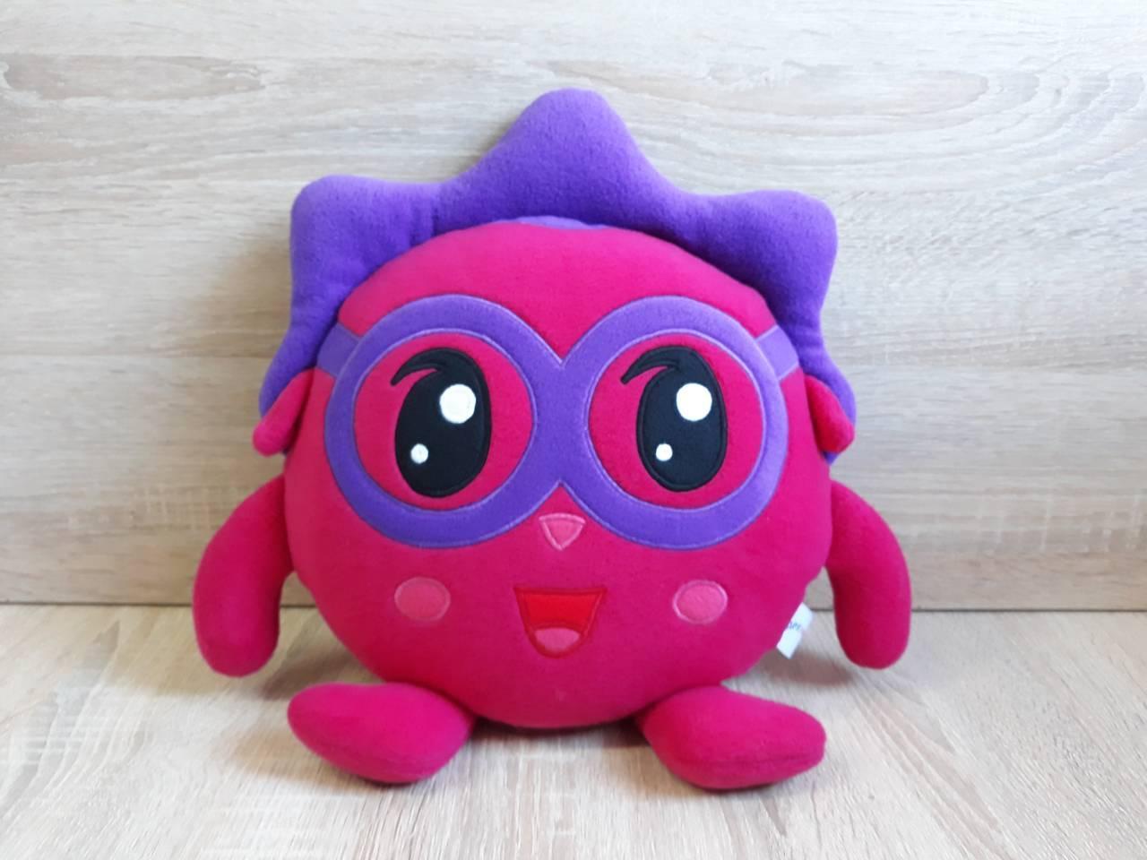 Мягкая игрушка - подушка Ежик Малышарики ручная работа