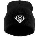 Шапка женская Кристалл черная, фото 2