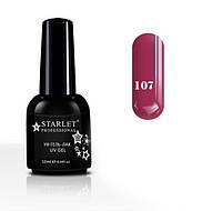 Гель-лак Starlet Professional №107 (10 мл)