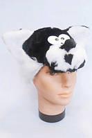 Шапочка Кот черный для детей, шапка для костюма Кошки, Котенок Гав, Кошечки, Котика