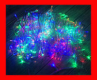 Гирлянда Нить LED L400 мульти 32 метра