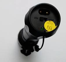 Электрошокер HY-8810 Police LIGHT ZOOM модель 2014 года шокер-фонарик с регулировкой светового луча, фото 3