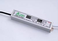 Герметичный блок питания JLV-12030КА 12V 30W 2.5А IP66