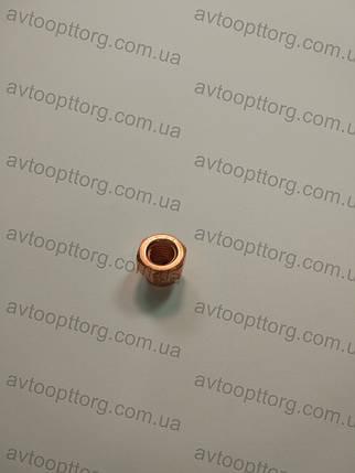 Гайка приймальної труби ВАЗ 2108-2115 обміднений М8, фото 2
