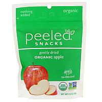 Peeled Snacks, Gently Dried Organic Apple, 2.8 oz (80 g)