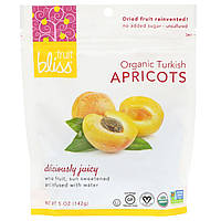 Fruit Bliss, Органические турецкие абрикосы, 5 унц. (142 г)