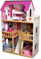 Куклы и кукольные домики для барби