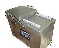 Двухкамерная вакуумная упаковочная машина HVC-410S/2A-G
