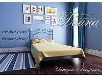 Металлическая кровать Диана Мини ТМ «Металл-Дизайн»