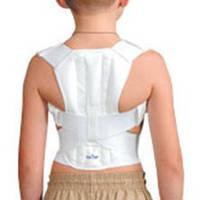 Корректирующий корсет для правильной осанки алком 1030, детский, лечение сколиоза, разные размеры, 100% хлопок