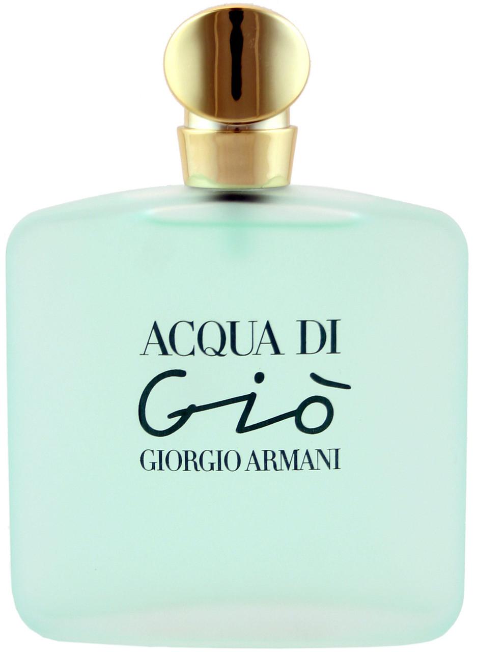Giorgio Armani Acqua di Gio Woman туалетная вода 100 ml. (Тестер Армани Аква ди Джио Вумен)