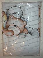 Комплект в кроватку  новорожденного из 3-ед, фото 1