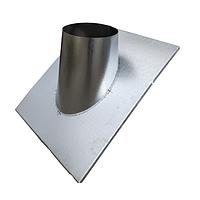 Крыза проходная Ø170 15°- 30° из оцинкованной стали