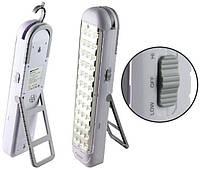 Аккумуляторная лампа-фонарь Kamisafe KM-7613A КамиСейф 48 светодиодов, фото 1