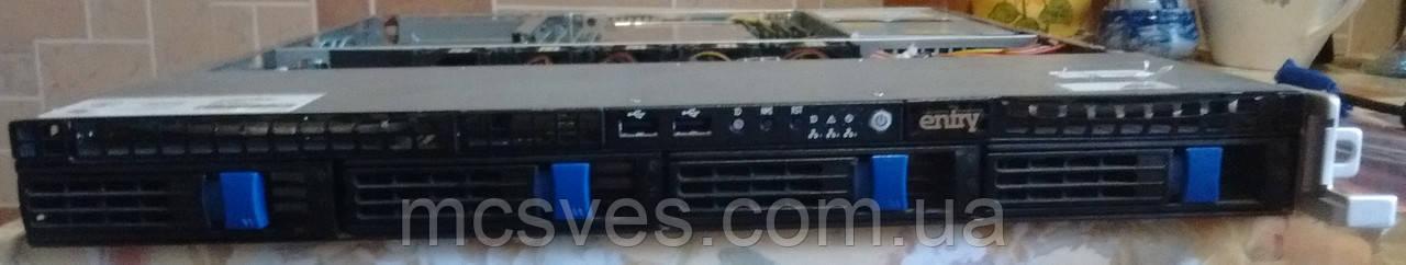 Сервер TYAN GT20B7002 (B7002G20V4H)  1U s 1366 2 x E5520 Xeon 16Gb DDR3 SATA RAID