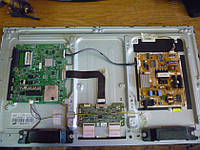 Платы от LЕD TV Samsung UE32ES5507VXUA   поблочно,комплекте (разбита матрица)., фото 1