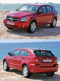 Зеркала для Dodge Caliber 2007-11