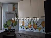 Стеклянный фартук для кухни,скинали с подсветкой Киев,фартук для кухни из стекла