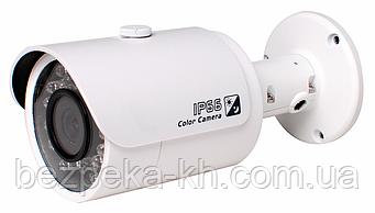 1Мп відеокамеру Dahua HDCVI DH-HAC-HFW1100SP-S3 (2.8 мм)