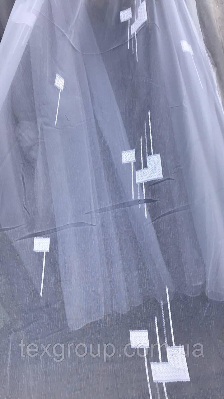 Тюль шифоновая оптом JH-71